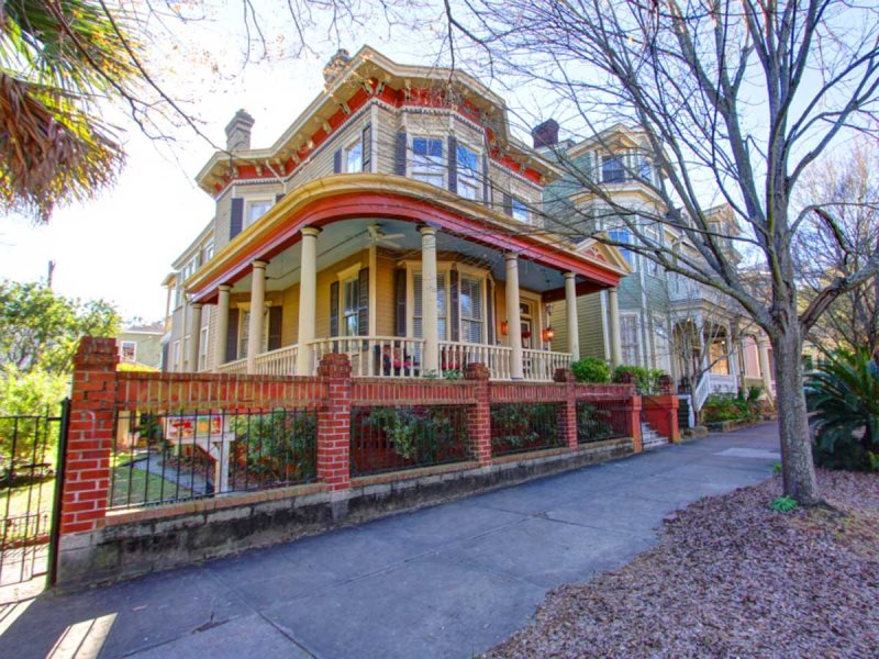 Two Bedroom, Two Bath Homes Located In The Historic District Within Walking  Distance To Paula Deens And Mrs. Wilkes