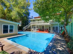Private Pool | 5*Clean | Flex Cancelation | Savannah Vacation Rental with a pool! You've found it! Located in the Historic District