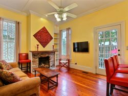 Newly remodeled home on Washington Square! Heart of the Historic District!!