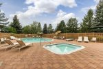 Snow Creek Seasonal Pool and Year Round Hot Tub