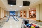 2-Lane Bowling Alley- ONLY available if ALL guests are over 18 yrs old