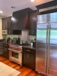 Wolf Gas Range, Stainless Steel Appliances