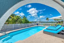 Private Oasis ~  Ocean side Marathon Vacation Rental