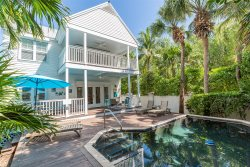 Salty Dog Villa ~ Villa with private pool ~ Hawks Cay on Duck Key