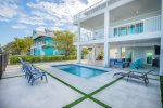 Cielos Del Mar 1 at Key Colony Beach ~ Rent both sides! Perfect for large groups