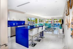 Casa Blanca at Key Colony Beach ~ Newly Renovated waterfront home with expansive views of the canal