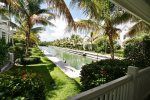 The Bright and Spacious Living Room Features Comfortable Furninshings  Florida Keys Vacation Rental