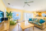 Tropical Retreat, Number 18, is Conveniently Located Close to the Pool and Parking Area