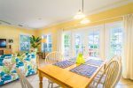 Tropical Retreat Features an Open and Airy Two Story Floor Plan  Florida Keys Vacation Rental