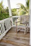 Enjoy Keys Breezes from the Second Level Balcony  Florida Keys Vacation Rental