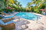 Abundant Seating Around the Pool Area Makes it the Perfect Place to Soak Up Some Florida Keys Sunshine  Florida Keys Vacation Rental