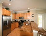 Cook Your Catch with Ease in the Modern Kitchen  Florida Keys Vacation Rental