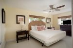 The Third Bedroom Features a Private Attatched Bathroom  Florida Keys Vacation Rental