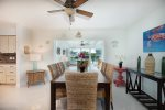 Palm Trees and Tropical Flowers Greet You as You Arive  Florida Keys Vacation Rental