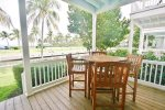 Enjoy Fabulous Key`s Breezes from the Waterfront Back Porch  Florida Keys Vacation Rental