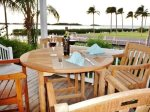 Enjoy a Meal Outside and Watch the Sun Set Over the Gulf  Florida Keys Vacation Rental