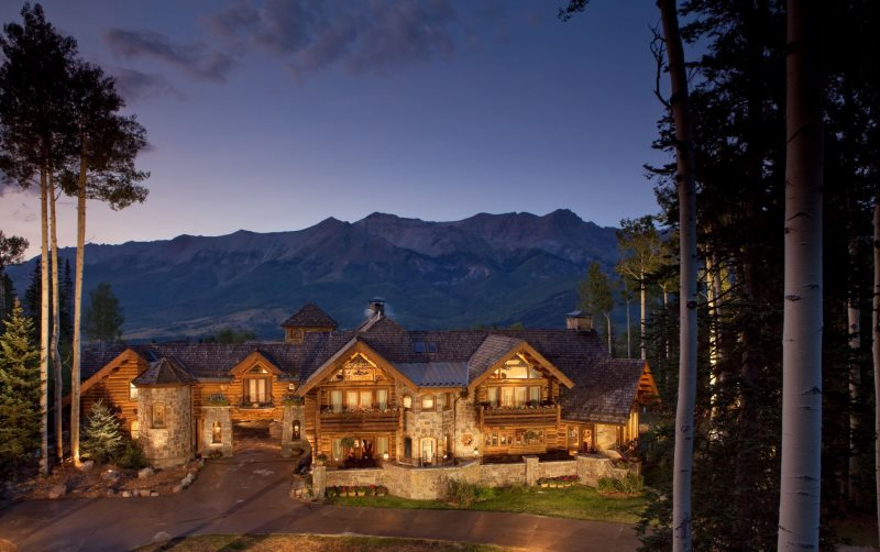 CASTLEWOOD A Telluride Private Rental Home