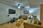 Rocking Chairs on Main Level Open Porch