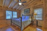 Loft Master Bathroom with ONLY a Jetted Garden Tub