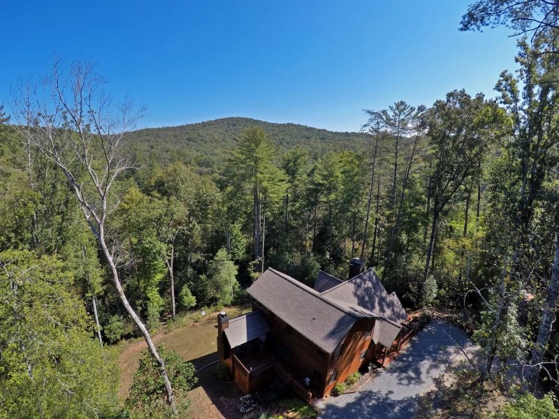 Orions Heart Blue Ridge Cabin Rental