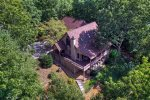 Drone View of Property