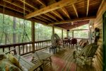 Main Level Screened Porch