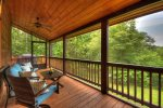 Main Floor Screened Porch