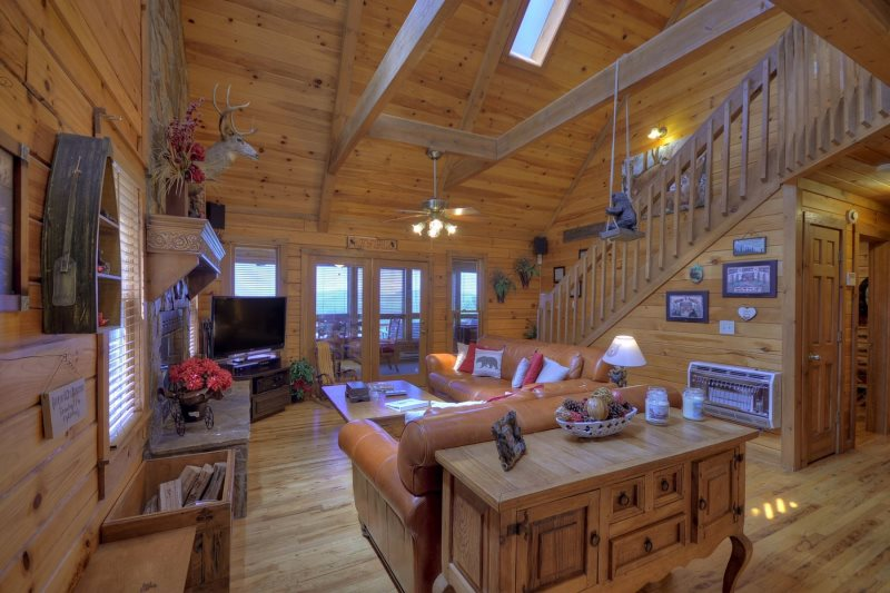 Great Escape cabin rental  Escape to one of the highest