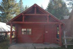 Cabin #35 - Sleeps 2