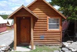 Cabin #50 - Sleeps 2
