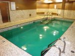 Lap Pool, Whirpool & Steam Room