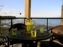 Oceanfront Luxury Condo Along Parksville Beach