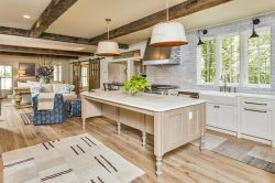Stunning Custom Built 4 Bedroom 3.5 Bath Farmhouse in Desirable Maeve`s Way Development