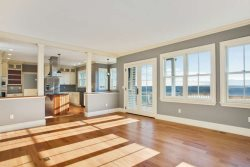 Beautiful Unfurnished 3 Bedroom 4.5 Bath Single Family with Stunning Ocean Views