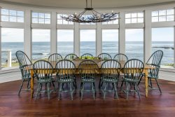 Awe Inspiring Furnished Oceanfront 4 Bedroom 4 Bath Home in Cape Elizabeth