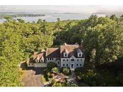 Remarkable Unfurnished 4 Bed 3.5 Bathroom Stately Colonial Home on Cumberland Foreside