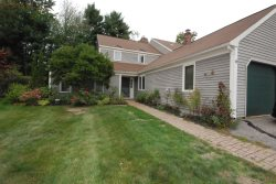 Unfurnished 3 Bedroom 2 Bath Townhouse Style Condo at Foreside Common in Desirable Falmouth