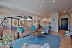 Rare to Market Furnished 1 Bedroom 1 Bath Condo in the Modern Chestnut Street Lofts