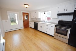 Unfurnished Newly Renovated 3 Bedroom 2 Bath Cape Style Single Family Home