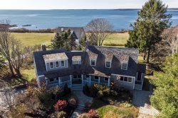 Furnished 4 Bedroom 3 Bath Oceanfront Home in Cape Elizabeth