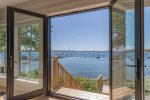 Beautifully Furnished Oceanfront Cottage with Private Stairs to Sandy Beach