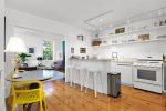 Furnished Chic 2 Bedroom 1 Bath in Brick Townhouse Feels Like a European Escape