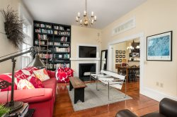 Urban Chic Furnished Townhouse in Portland's Art District