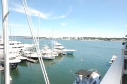 Unfurnished 2 Bedroom 2.5 Bath Condo with Amazing Views of Casco Bay