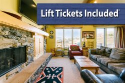 Trapper's Ridge 78 - Lift Tickets Included- Luxury Mountain Retreat with Fabulous Views and Private Hot Tub