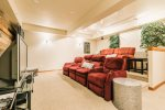 Basement - Theater Room