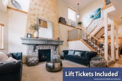 Cascades Townhome C501 - Entertainment, Fun and Games For All in the Perfect Mountain Getaway!