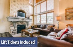 Cascades Townhome C503 - Enjoy Family and Friends with W.O.W. (Way-Out-West) Experiences!