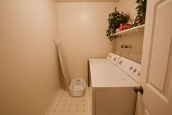Lower Level - Laundry Room