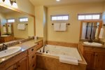 Master Bathroom - Includes Jetted Tub